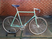 Bill Nye's 1982 Bianchi Pista photo