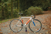 Billato-Built Marin Track Bike