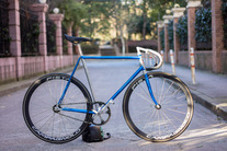 Bishop Bespoke Track Bike photo