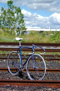 NJS Mr. Sparkle Yanagisawa in Blue :)