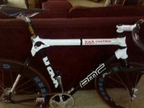 BMC track machine 53cm