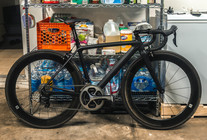BXT China Carbon Road Bike photo