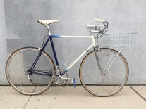 Campy cruiser commuter
