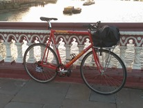 Cannondale 2.8 city bike