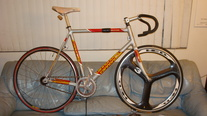 Cannondale CAAD 5 Track 2002 photo