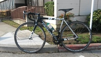 Cannondale CAAD10 2013 w/ 105