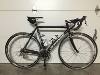 2001 Cannondale CAAD4 R600 photo