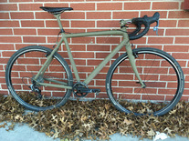 Cannondale CX-9 O.D. Green