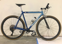 "Cannondale r500 ""beater"""