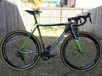 Cannondale SuperX photo