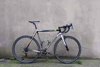 Cannondale SuperX Canti photo
