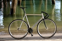1993 Cannondale Track, Polished (SOLD) photo