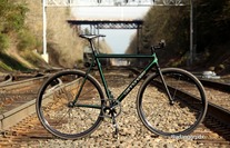 Cannondale Track, Green 55cm (sold)