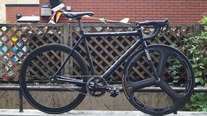 Cannondale Track optimo CAAD5 photo