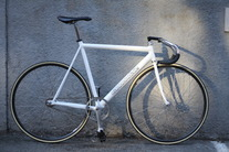 Cannondale Track White -94