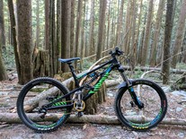 Canyon Torque DHX playzone 2014