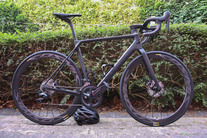 Canyon Ultimate CF SL Disc 8.0 aero photo