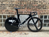 Chinese Carbon Pista Build