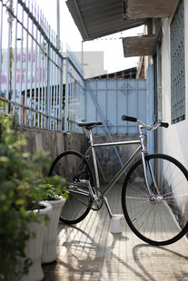 Chrome Fixie