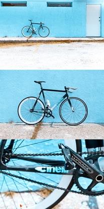 Cinelli Histogram