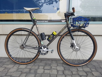 Cinelli Macho MASH Work