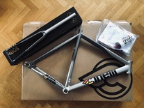 Cinelli Mash Bolt 2012 Pre-production
