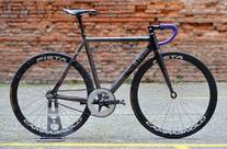 Cinelli Mash Parallax 2015 Charcoal photo