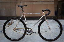 Cinelli Mash Work, prototype