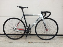 Cinelli parallax photo