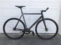 Cinelli Parallax charcoal 2015