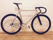 Cinelli Vigorelli 2015 Raw Aluminium photo