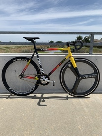 Cinelli Vigorelli Steel