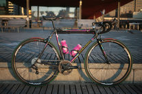 1996 Colnago C40 Paris-Roubaix No. 180