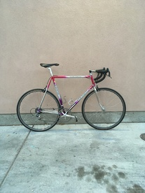 Colnago decor road whip photo
