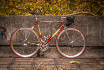 Colnago Master Olympic Decor