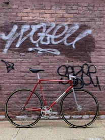 Colnago Master Pista (First Gen Gilco) photo