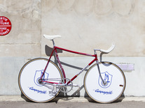 colnago master pursuit pista + ghibli photo