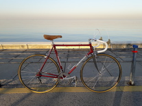 Colnago Super Saronni 1980, the Bliss