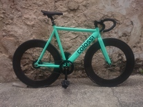 Colossi Low Pro Special - Custom Decals