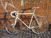 Columbus Alpha Strada Singlespeed Bike