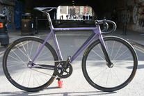 Custom Moda Forte Track bicycle