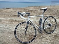 Custom Serenity Road Bike photo
