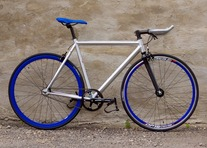 Dawes SST-AL (Silver/Blue) photo