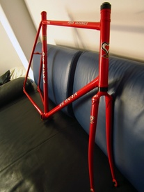 De Rosa track frame - sold photo