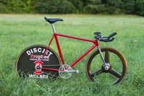 Don Gibbs Pursuit bike (Columbus air)