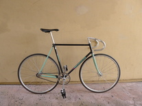 early 90's BIANCHI PISTA track bike photo