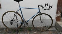 East German Custom Road Bike 1980s