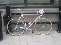 Eddy Merckx Faema x SRAM Rival photo