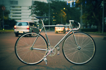 Eddy Merckx  track bike photo