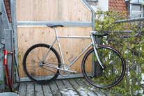 Edi Strobl rat bike